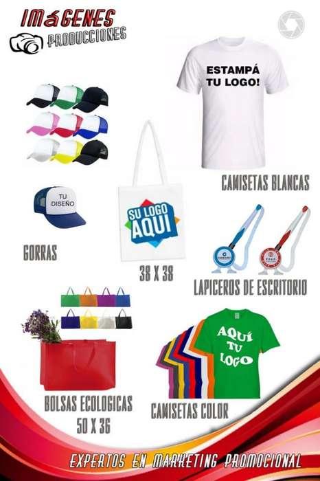 Gorras Y Camisetas Promocionales