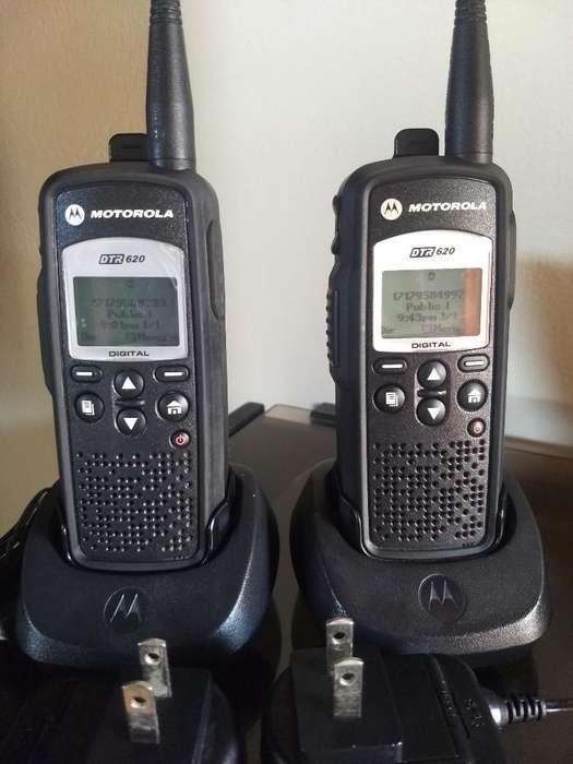 Radiocomunicaciones Dtr 620