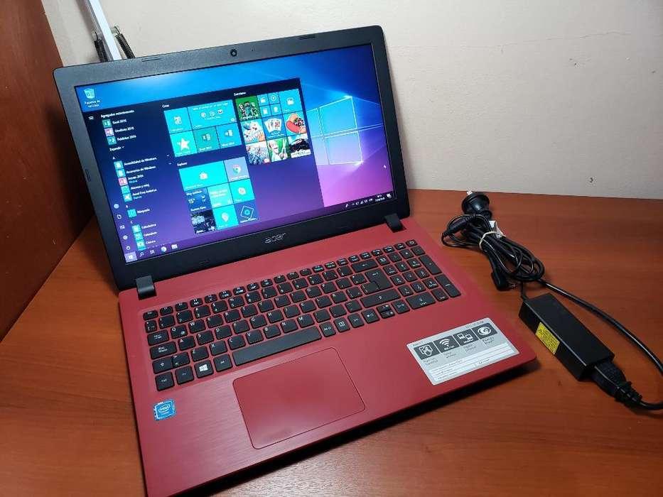 Vendo Notebook Acer Nueva