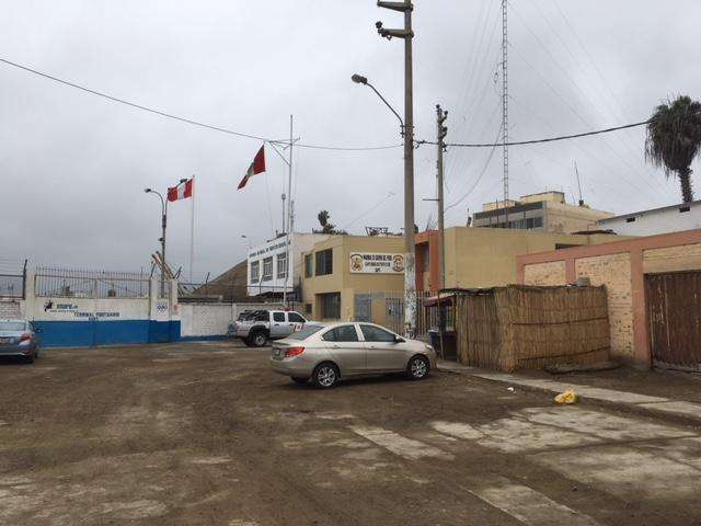 Vendo Amplio Terreno Ideal Sector Pesquero - Frente a Puerto Supe - Barranca