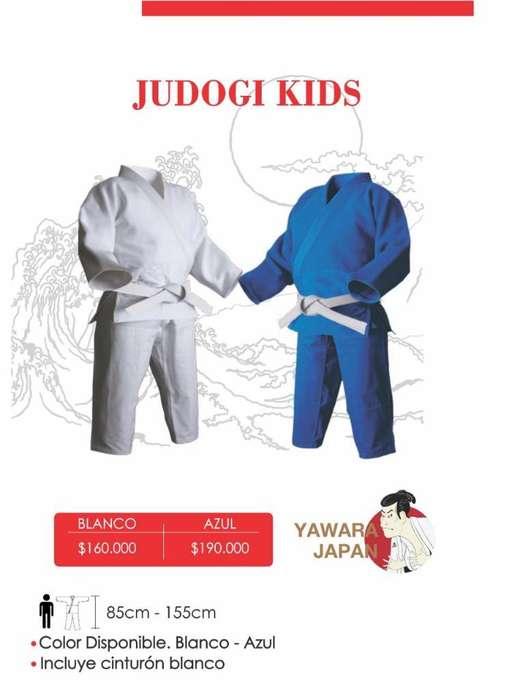Uniforme de Judo para Niños