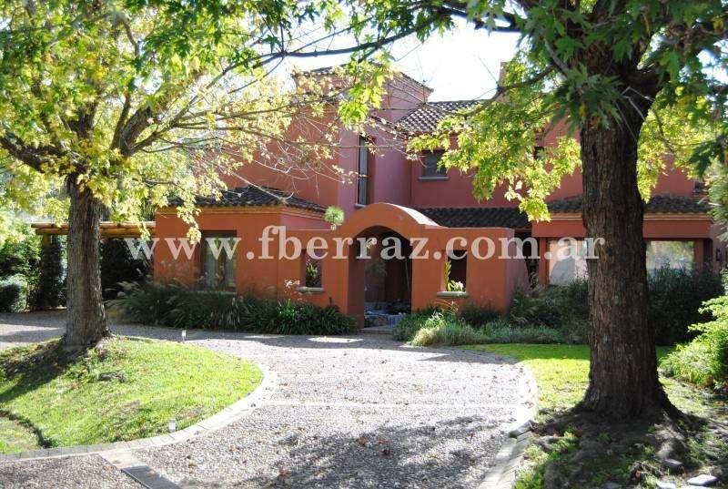 BERRAZ- Ayres del Pilar - Casa en alquiler .