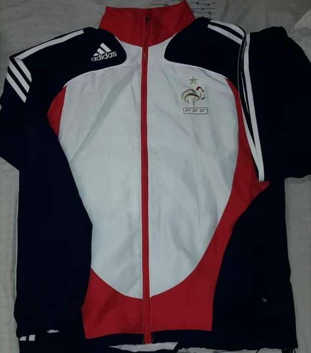 Campera Adidas de Francia 09