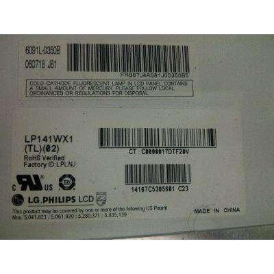 Display Lcd 14.1 Lp141wx1 Phillips Toshiba Ver Detalle Envio