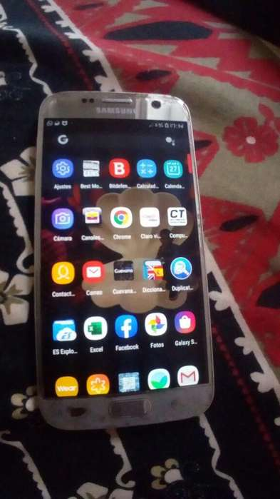 Vendo Samsung S7 Normal