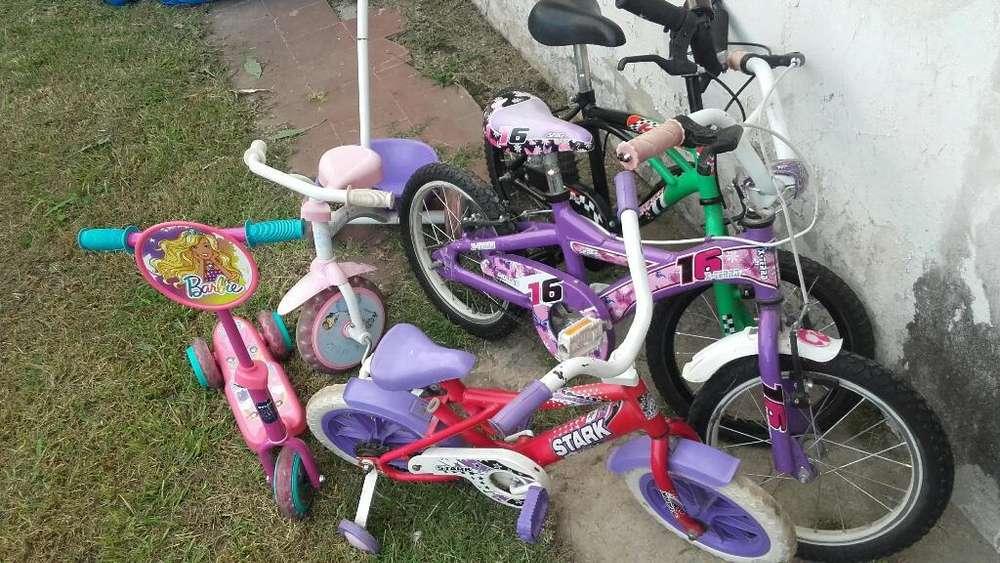 Bicicletas, Triciclo, Monopatin