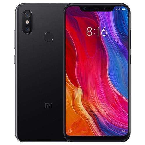 XIAOMI MI8 6GB RAM 128GB ROM VERSION GLOBAL COLOR NEGRO