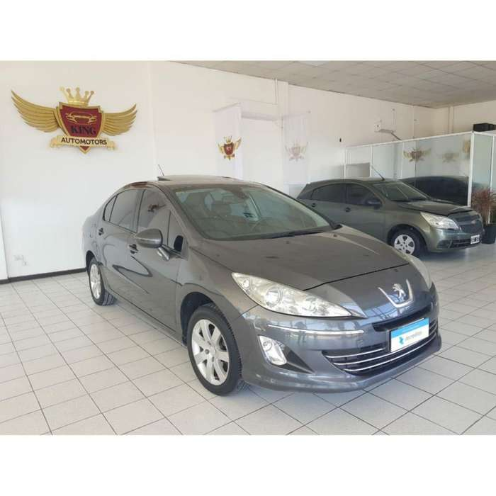 Peugeot 408 2012 - 105000 km