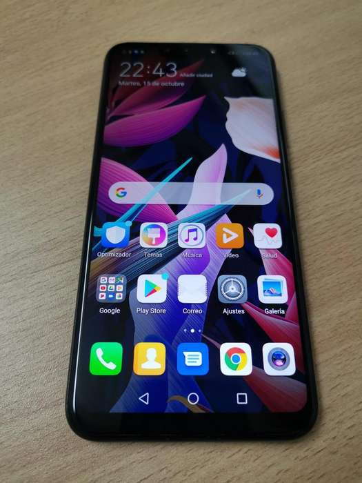 VENDO Huawei Mate 20 lite 64GB LIBRE IMPECABLE