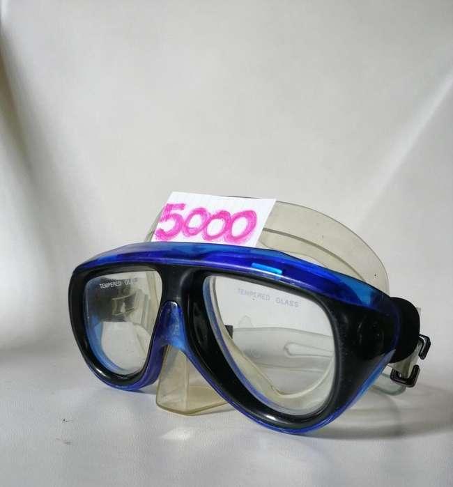 Gafas Natación. Usadas