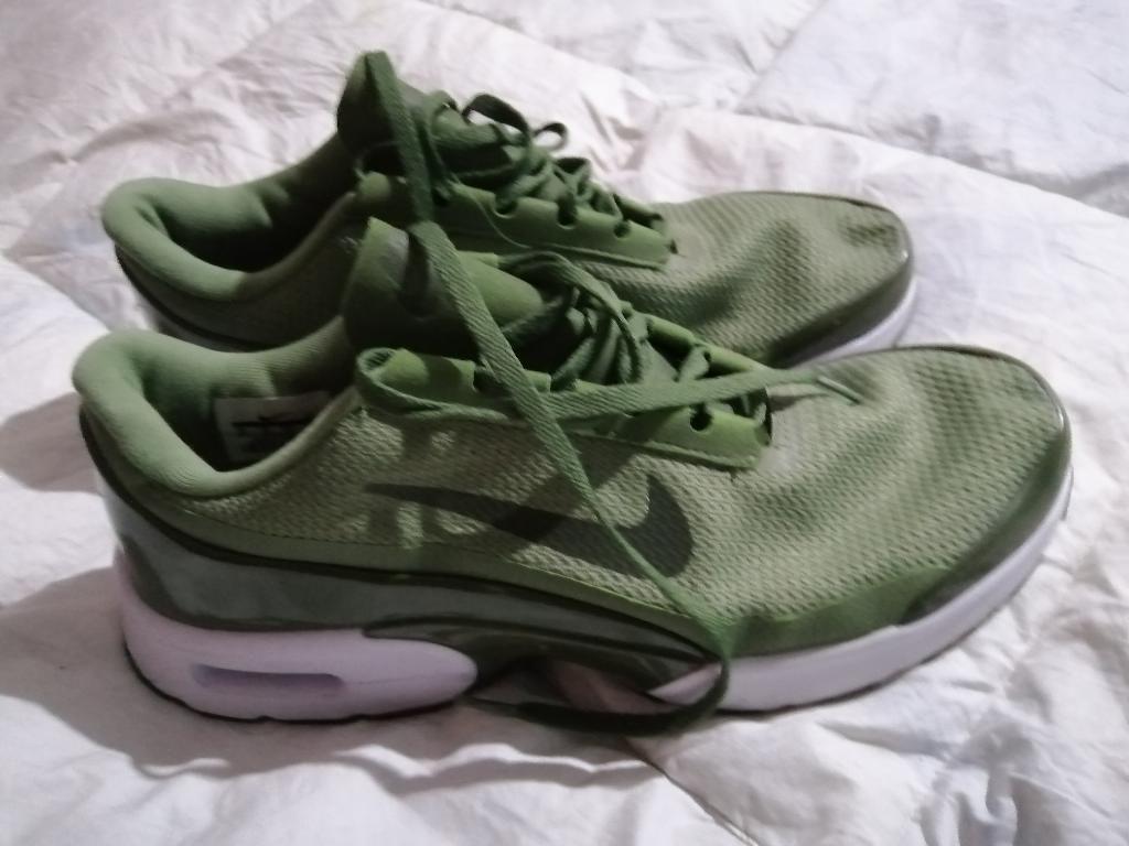 Nike Talla 42 43 Zapatillas Verdes Varón Arequipa CBdoerx