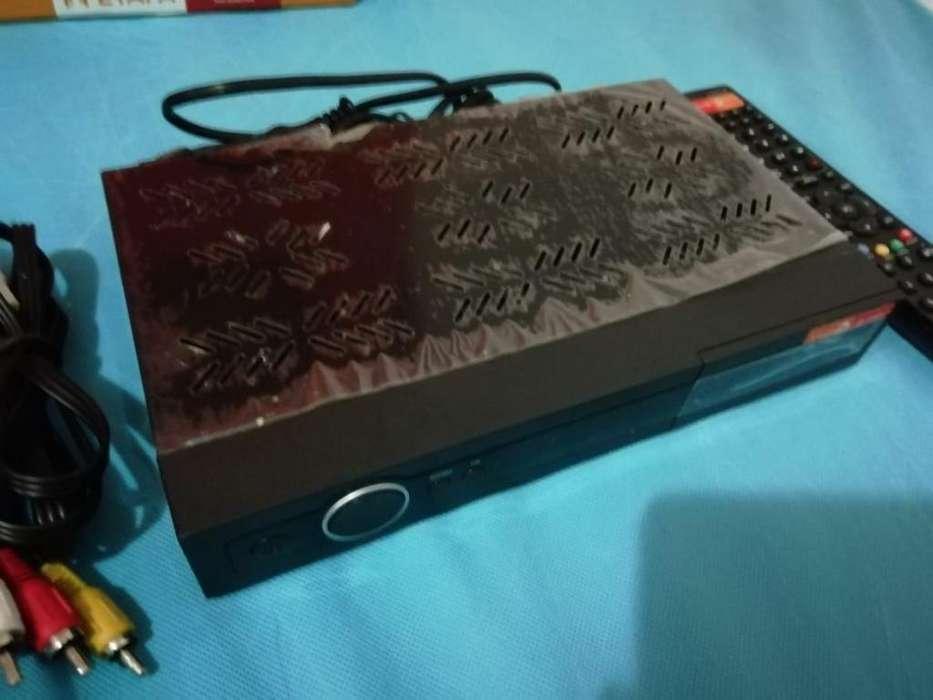 Vendo Dvd Y Decodificador