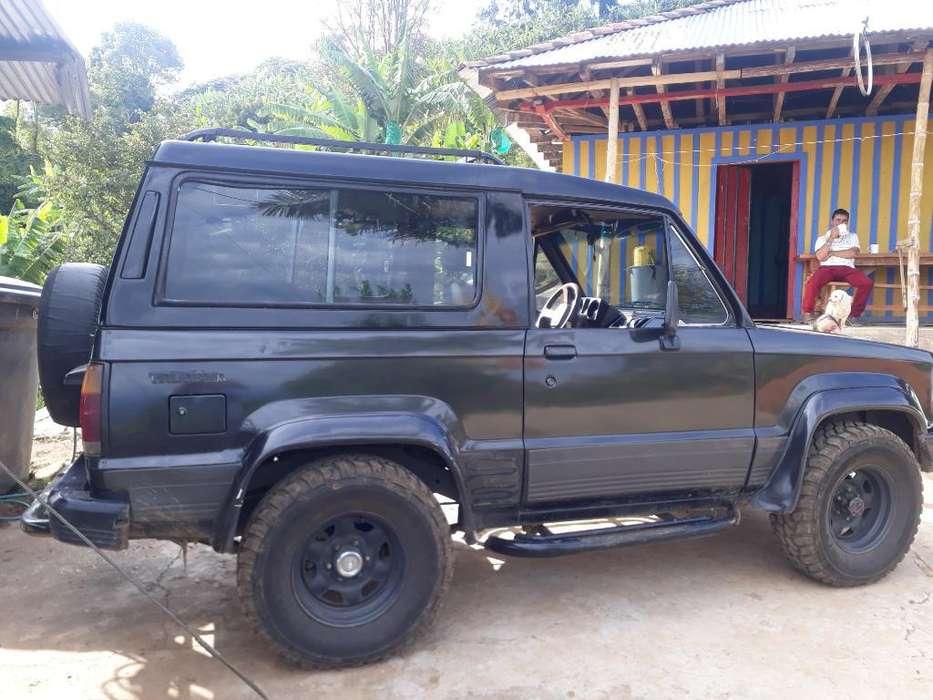 Chevrolet Trooper 1991 - 211 km