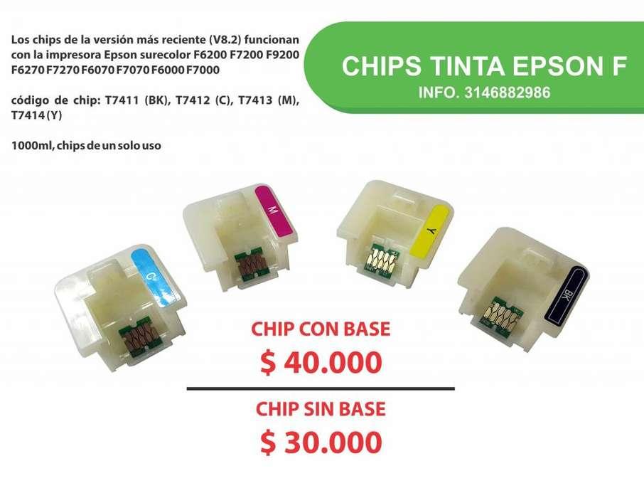 Chip Plotter Epson Serie F