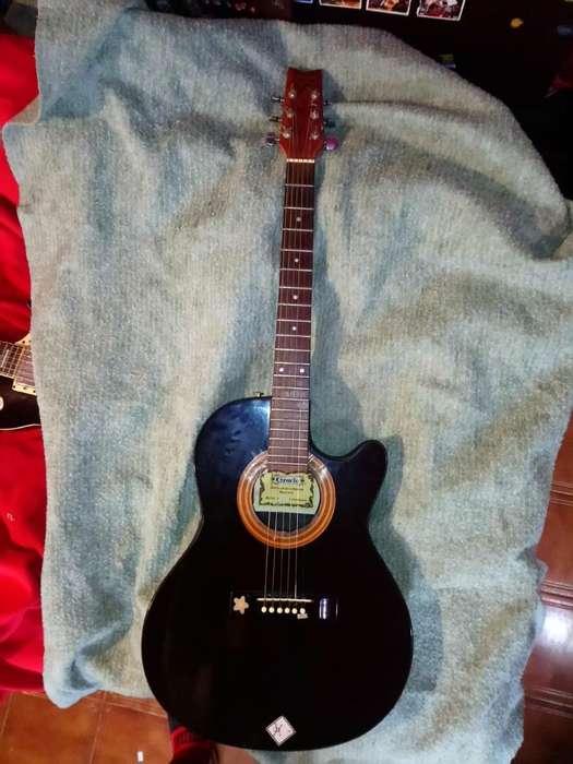 Guitarra Electroacústica Gracia
