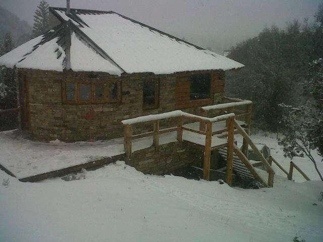 ko88 - Cabaña para 2 a 6 personas con cochera en Villa Pehuenia