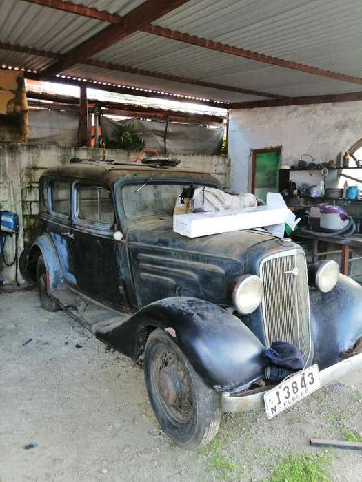 Chevrolet Bel Air/150/210 1934 - 220000 km
