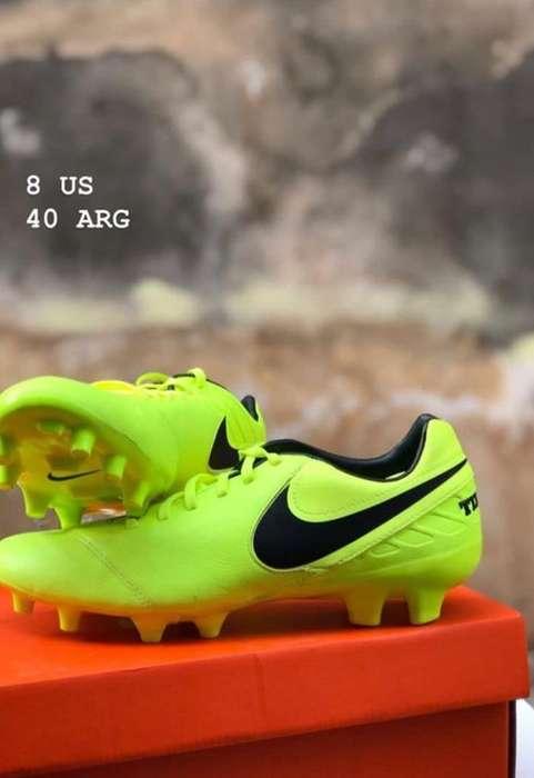 Botines Originales Nike Nuevos