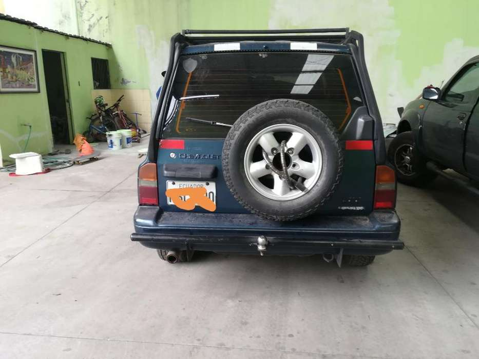 Chevrolet Vitara 1997 - 58000 km