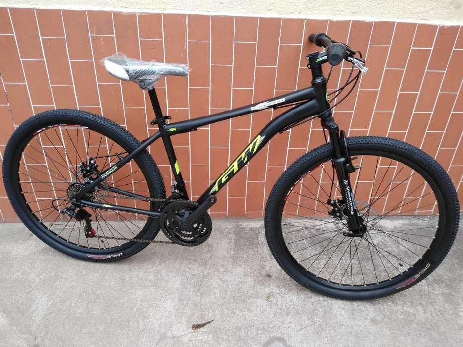 Bicicleta 27.5 Nueva