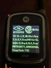<strong>nextel</strong> Instrictramente Seguro Is I365is Fm Aproved Nuevo 0km