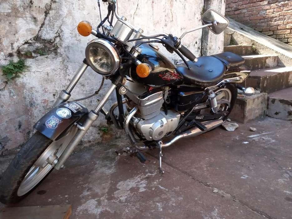 Vendo Motomel 250 Mod 2012