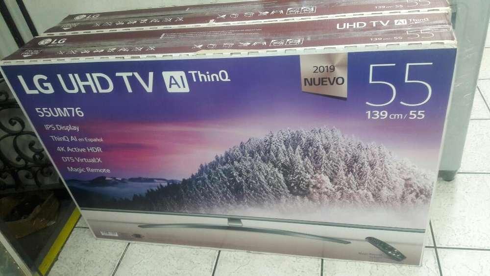 Tv Lg 55um7650 Version 2019 Factura