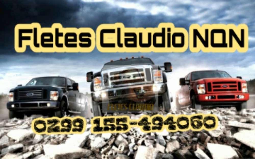 Fletes Claudionqn Neuquén