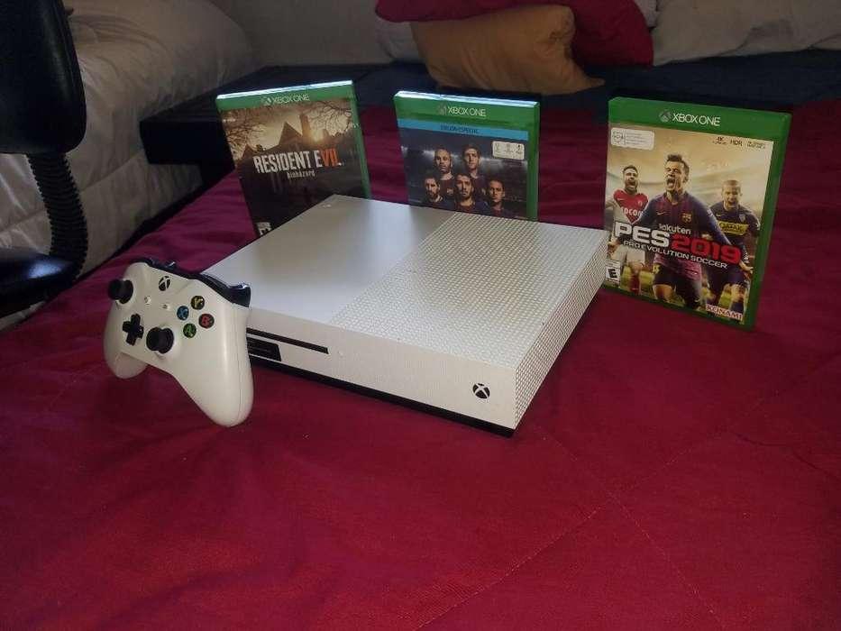 Vendo Xbox One 1tera de Memoria