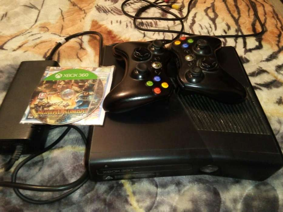 Xbox 360 5.0 2 Controles Ver Descripción