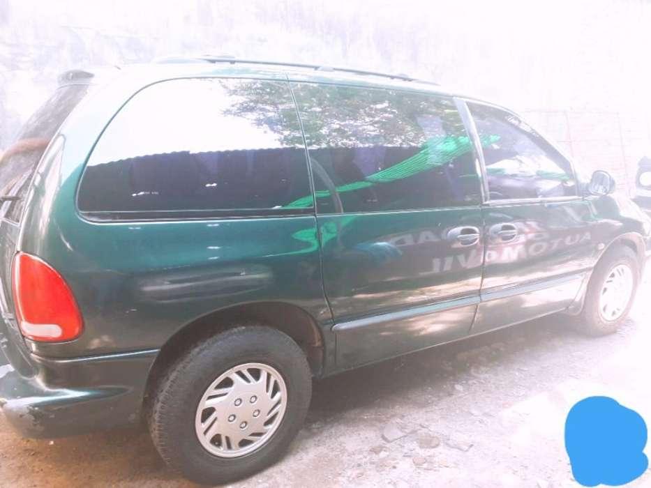 <strong>chrysler</strong> Caravan 1997 - 190000 km