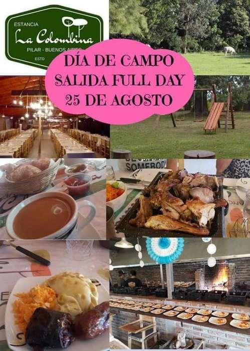 Dia de Campo ( Pilar)