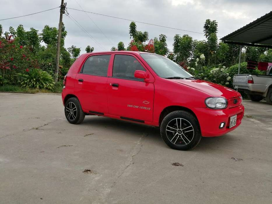 Chevrolet Alto 2003 - 245 km
