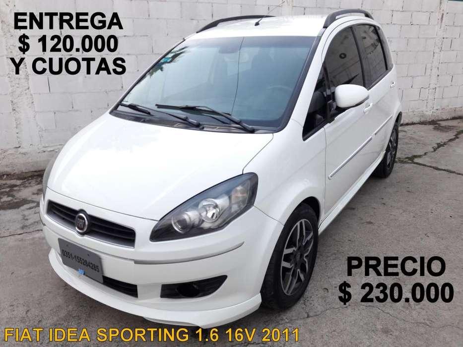 Fiat Idea 2011 - 70000 km