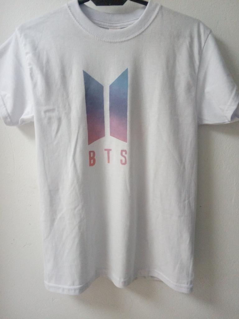 Camisa de Bts