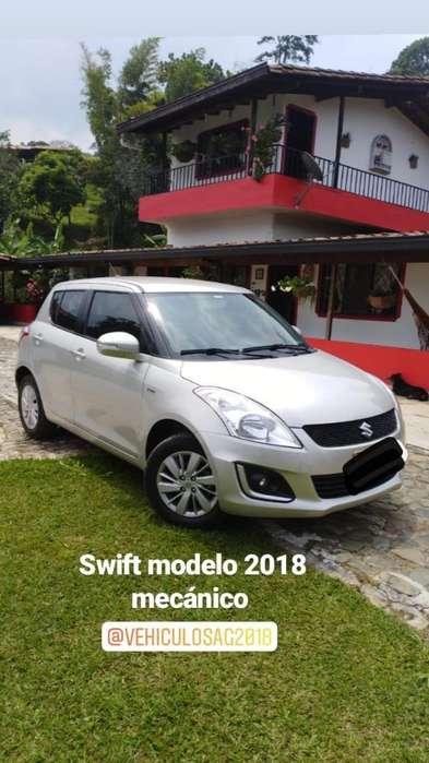 Suzuki Swift 2018 - 18000 km