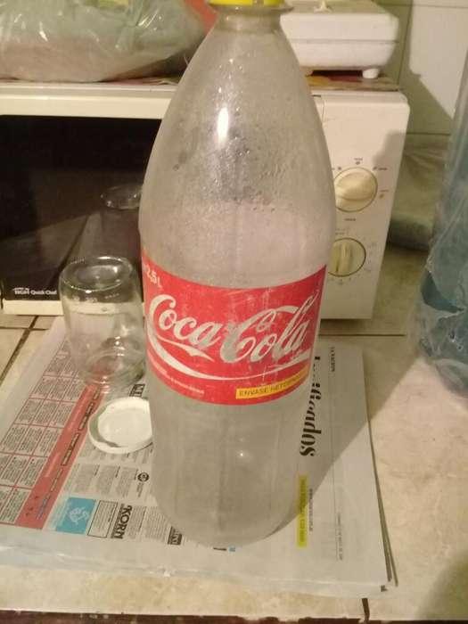 Vendo Envases de Coca