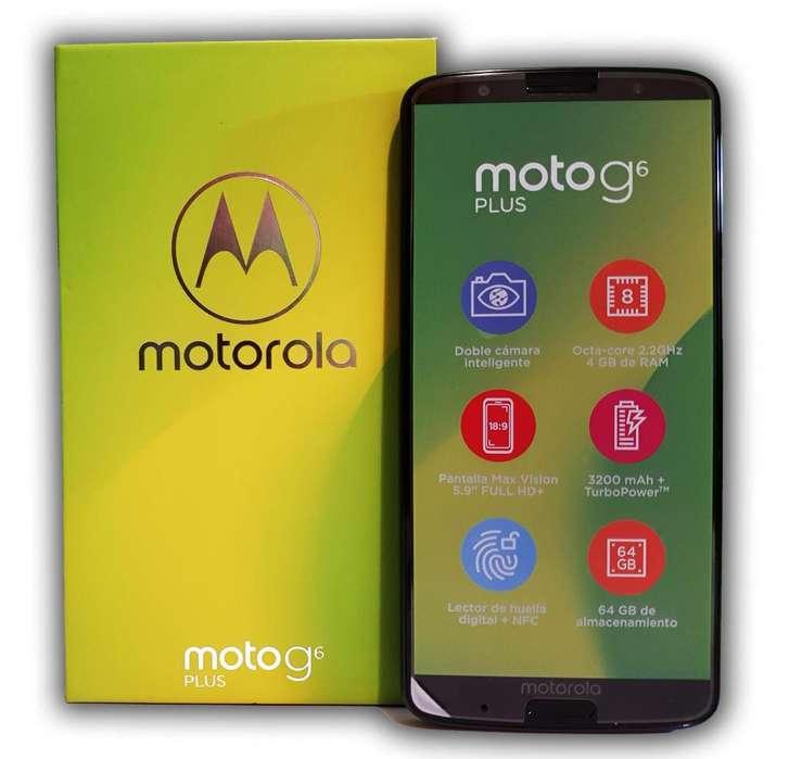 Motorola Moto G6 Plus 64/4gb 4G LTE