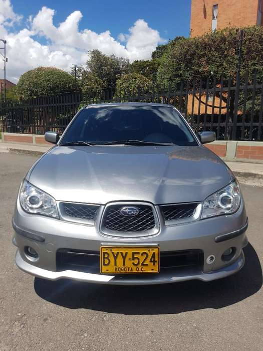 Subaru Impreza 2007 - 93000 km