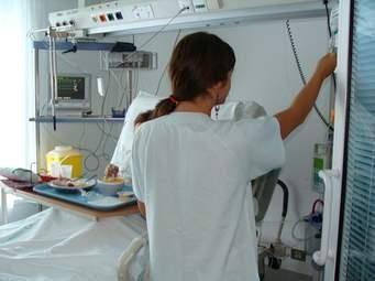 enfermera cuidado en casa