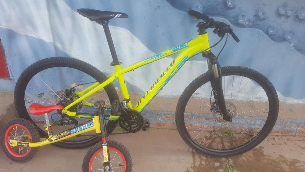 Specialized 27.5 Talle S