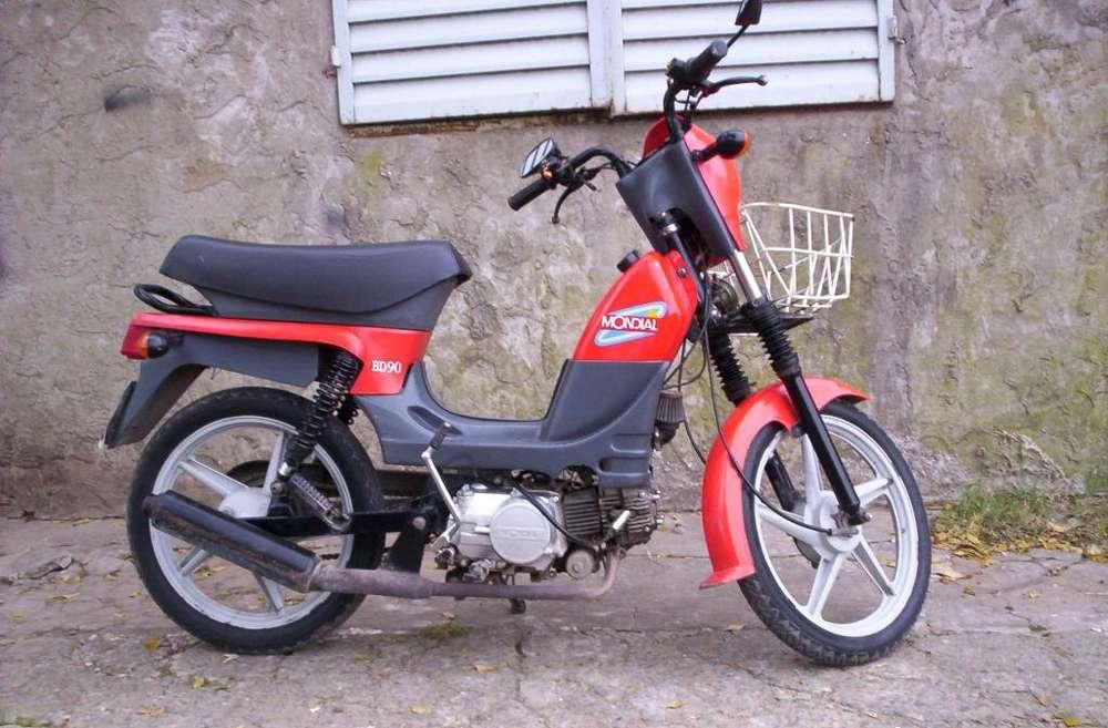 mondial 90 cc