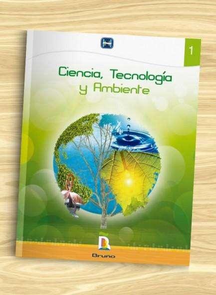 Libro Ciencia tecnologia y ambiente 1ro secundaria Bruño