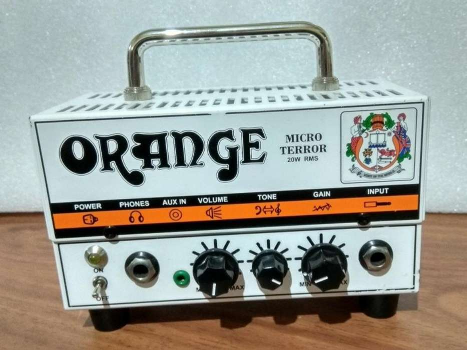 Orange Prevalvular