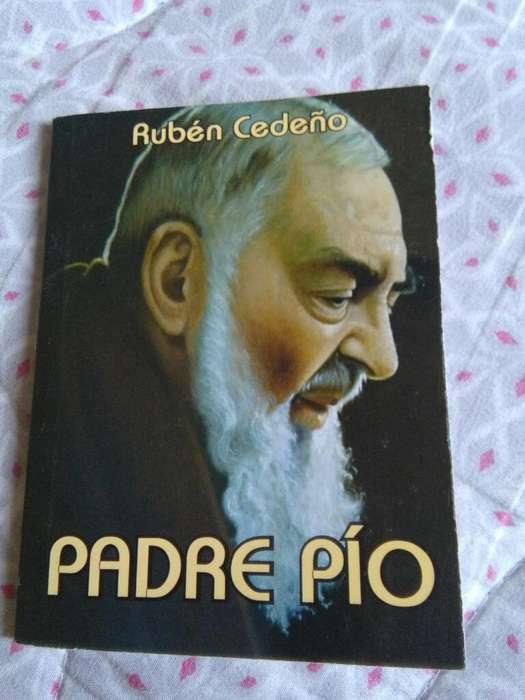 Padre Pio . Ruben Cedeño . Libro Religion . Metafisica