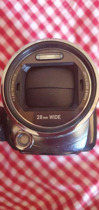 Videocámara Panasonic 3d Zoom 46x