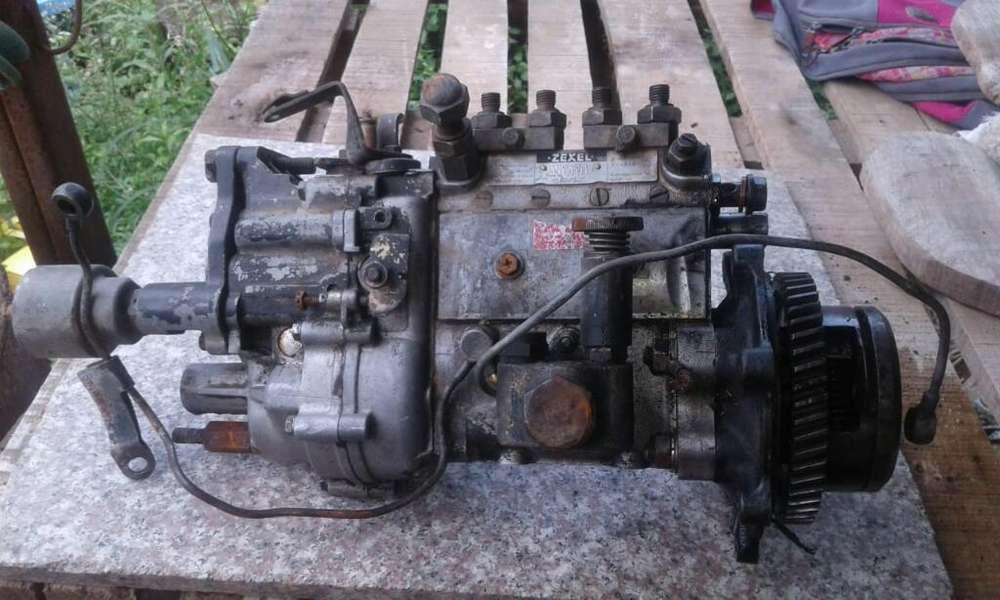 Bomba de Inyección Del Isuzu Nkr