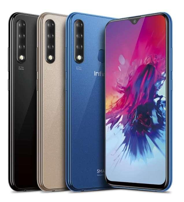 Infinix Smart 3 Plus 2019 Triple Camara