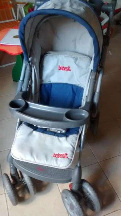 Vendo <strong>cochecito</strong> de bebé Bebesit Voyage