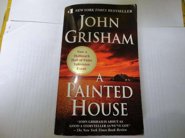 LIBRO EN INGLES A PAINTED HOUSE